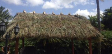Tiki Hut Construction Florida