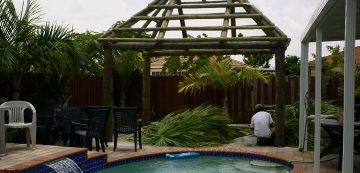 Tiki Hut Repairs Florida